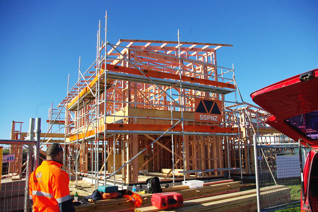 Residential Scaffolding New Zealand